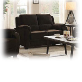 Northend Brown loveseat