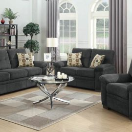 Fairbairn Sofa Charcoal