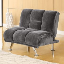 MARBELLE GREY CHAIR