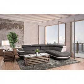 Picard Grey Sectional