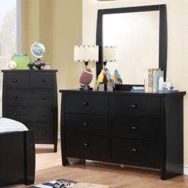 Marlee Black dresser