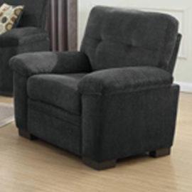 Fairbairn chair Charcoal