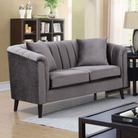 DAWN SHELL TUFT LOVESEAT