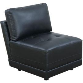 Black Modular self made chair