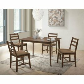 Gervais 5-piece dining set