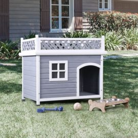 CAYUGA DOG HOUSE