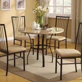 Dia 5pc dining set