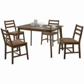 Gervais 5-piece dining set