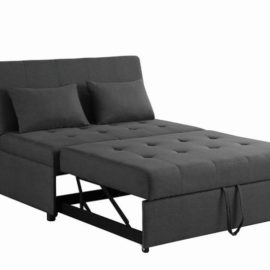 Doral Sleeper Sofa Bed Grey