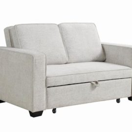 Doral Sleeper Sofa Bed Beige