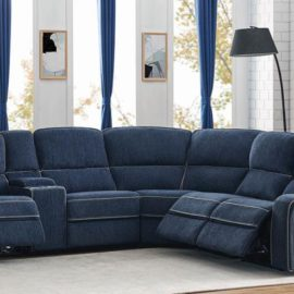 Dundee 6-Piece Power^2 Sectional