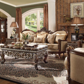 HD-92 Traditional Living Room Collection