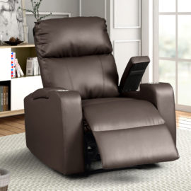 Terry Entertainment Recliner