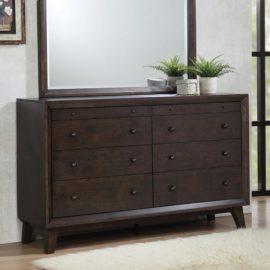 Bingham Retro-Modern Dresser