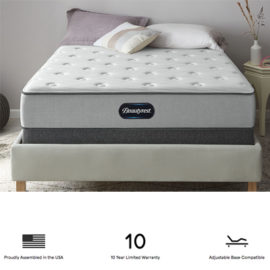 Beautytrest Medium Firm Mattress BR800