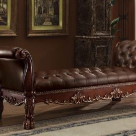 Classic Baroque Bed Bench