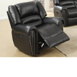 Classic II Black USB Power Motion Chair