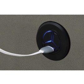 Classic Slate Blue USB Power