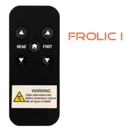 Frolic 1 adjustable base