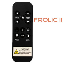 Frolic 2 adjustable base