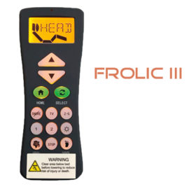 Frolic 3 adjustable base
