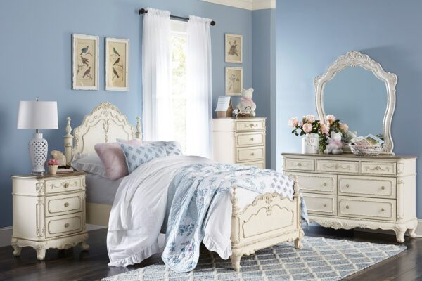 Cinderella Collection Youth Bed Frame
