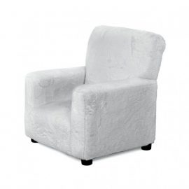 Roxy Kids Fur Upholstered Chair