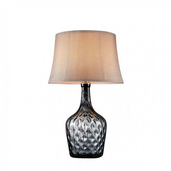 Jana hand-blown glass table lamp