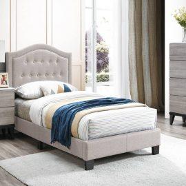 European Design II Upholstered Bed