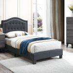 European Design Upholstered Bed