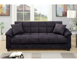 Comfortable Adjustable Storage Sleeper Sofa